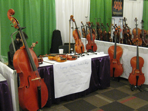 2010 ASTA booth