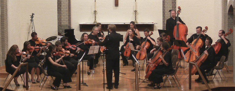 2010 New Violin Family Orchestra